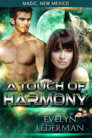 Book Cover: A Touch of Harmony