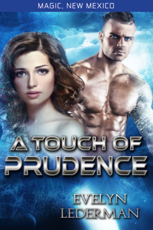 Book Cover: A Touch of Prudence
