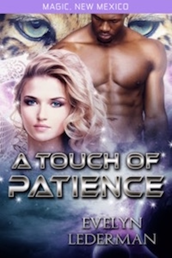Book Cover: A Touch of Patience
