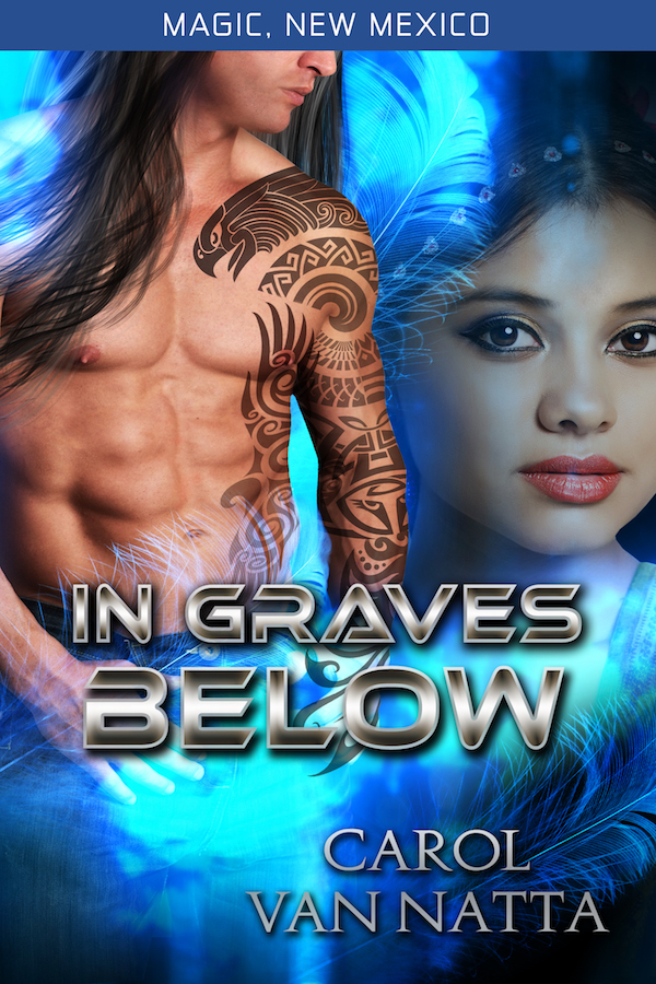 Book Cover: In Graves Below
