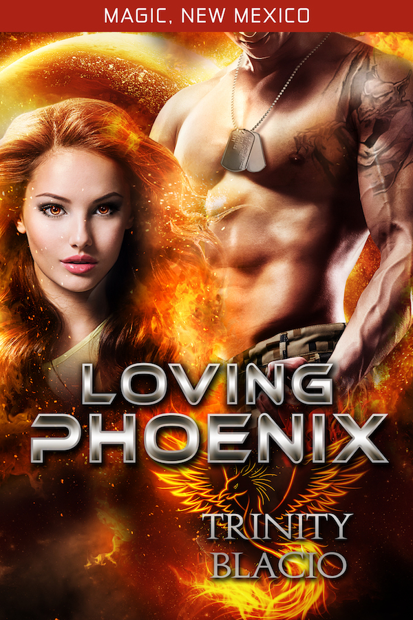 Book Cover: Loving Phoenix