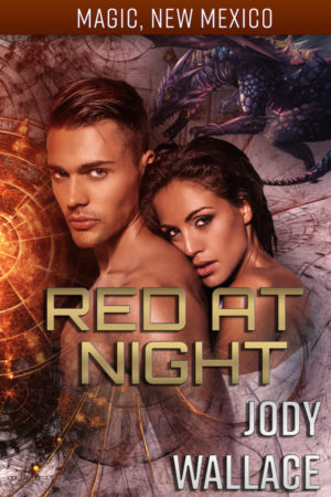 Book Cover: Red at Night