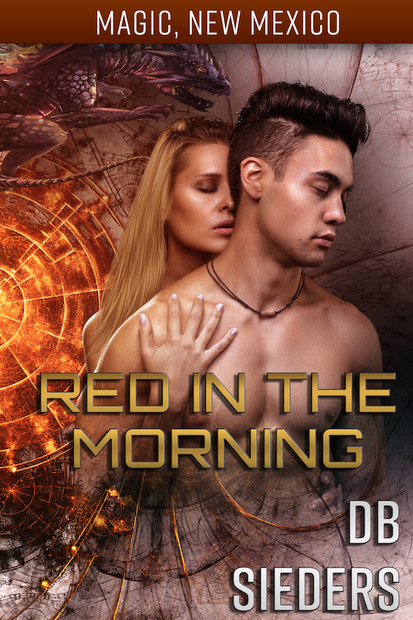 Book Cover: Red in the Morning