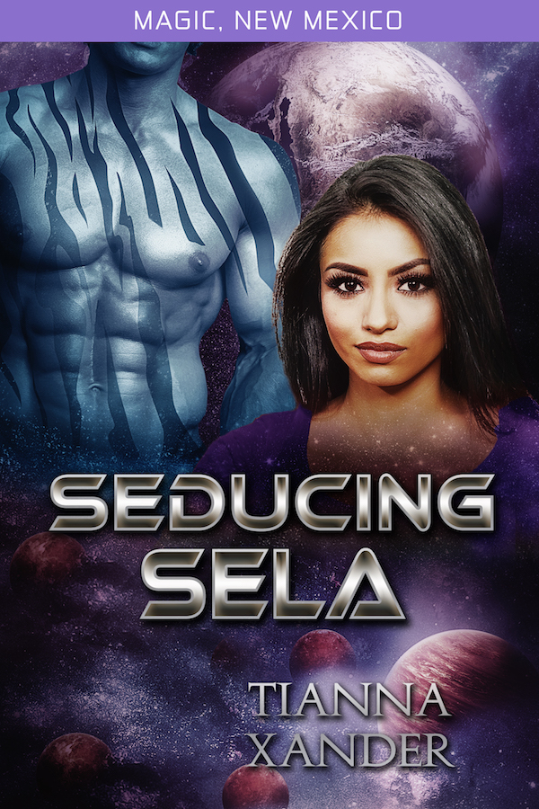 Book Cover: Seducing Sela