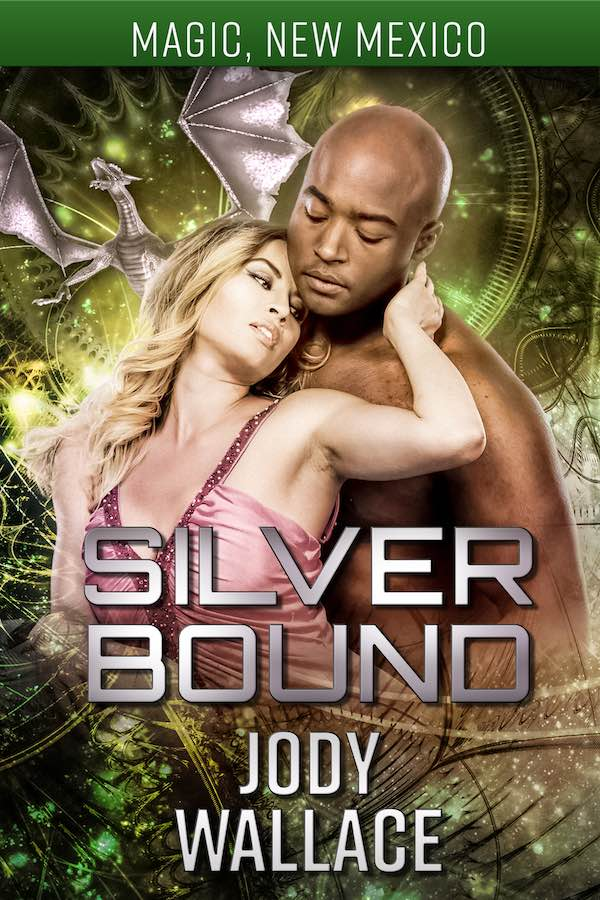 Book Cover: Silver Bound