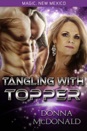 Book Cover: Tangling with Topper