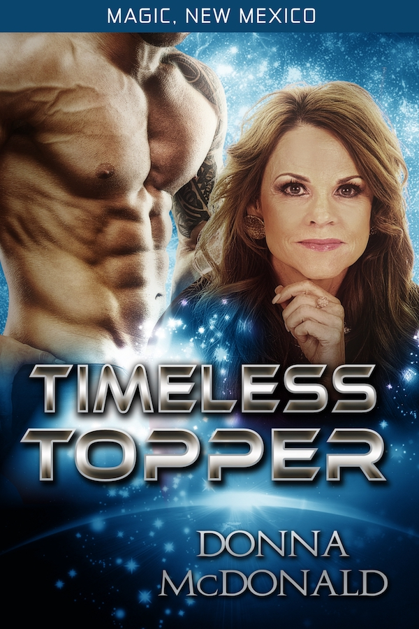 Book Cover: Timeless Topper