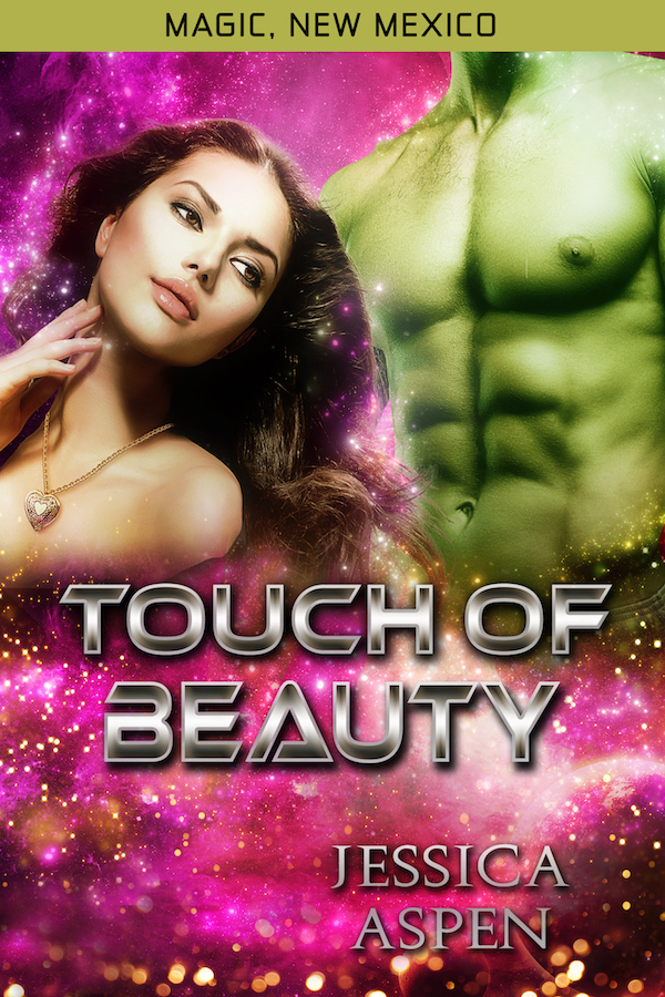 Book Cover: Touch of Beauty