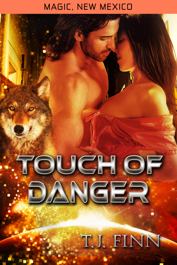 Book Cover: Touch of Danger