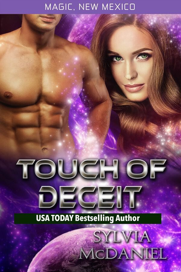 Book Cover: Touch of Deceit