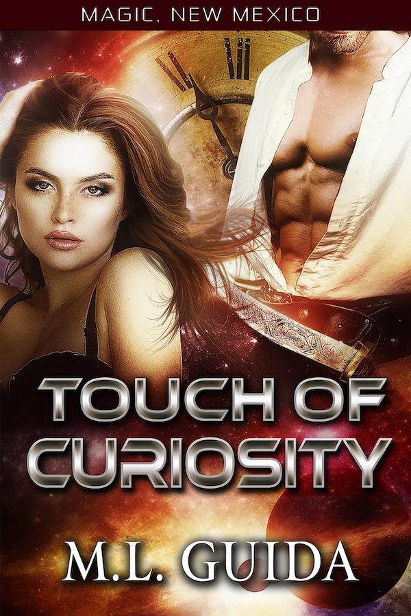 Book Cover: Touch of Curiosity