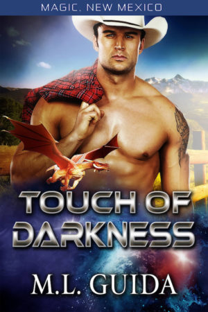 Book Cover: Touch of Darkness