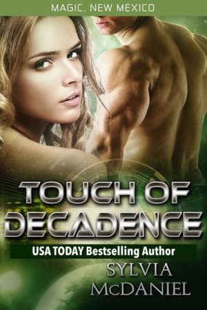 Book Cover: Touch of Decadence