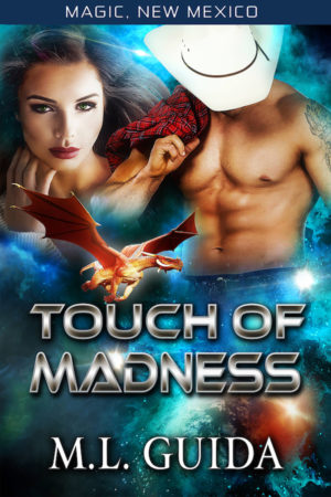 Book Cover: Touch of Madness
