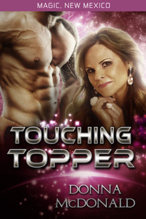 Book Cover: Touching Topper