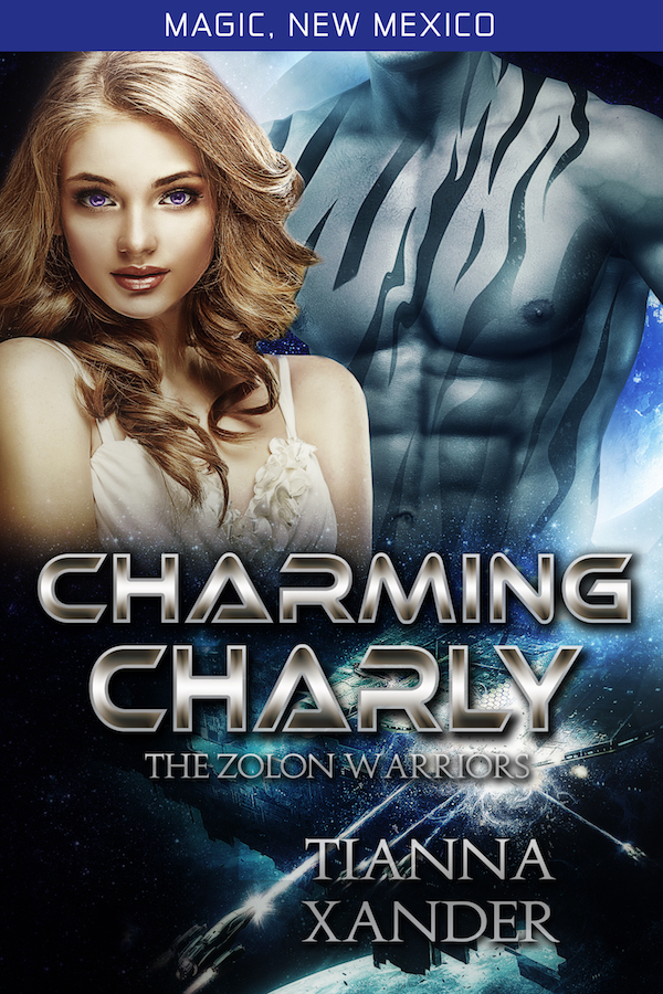 Book Cover: Charming Charly