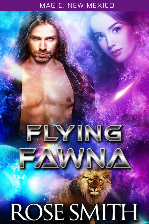 Book Cover: Flying Fawna