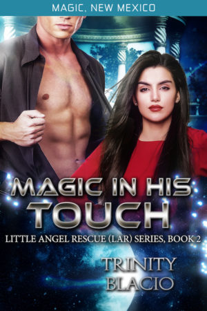 Book Cover: Magic In His Touch
