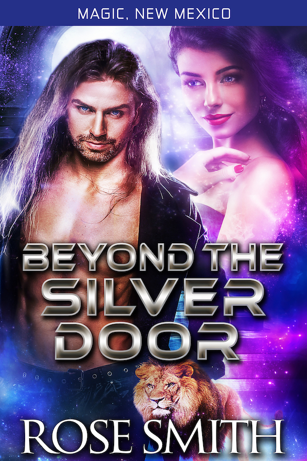 Book Cover: Beyond the Silver Door