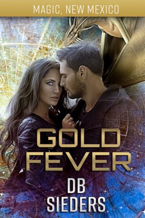 Book Cover: Gold Fever