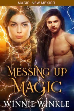 Messing Up Magic - Winnie Winkle