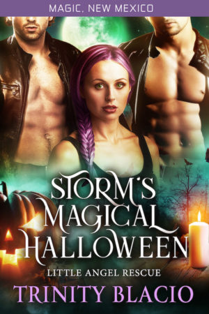 Book Cover: Storm's Magical Halloween