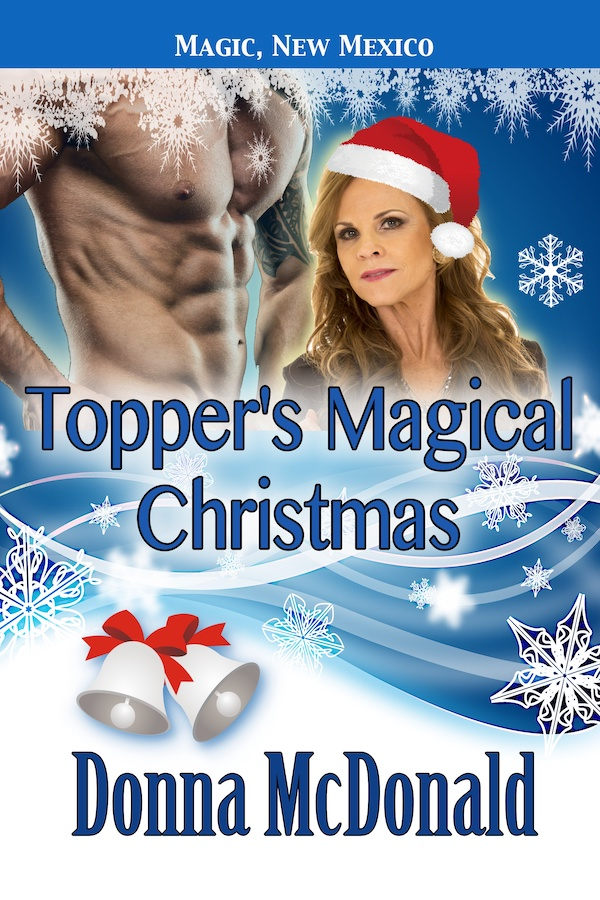 Book Cover: Topper's Magical Christmas
