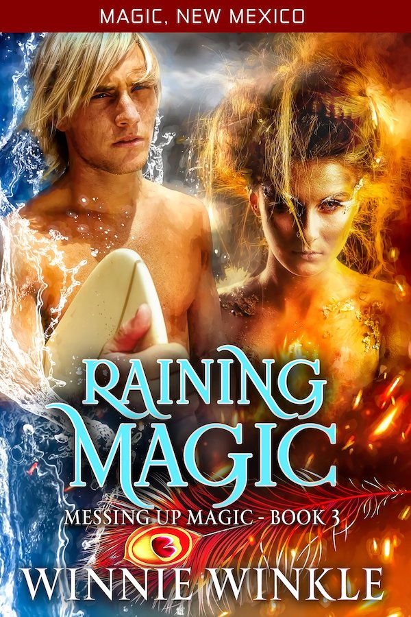 Book Cover: Raining Magic