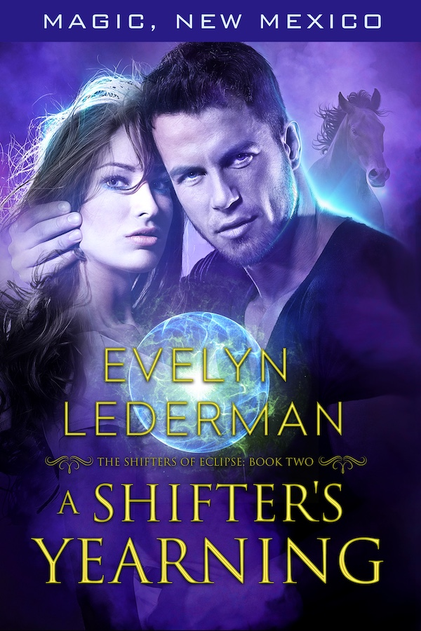 Book Cover: A Shifter's Yearning