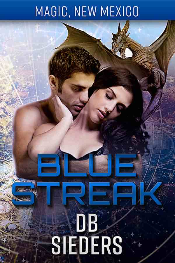 Book Cover: Blue Streak