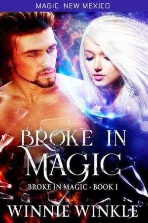 Book Cover: Broke in Magic