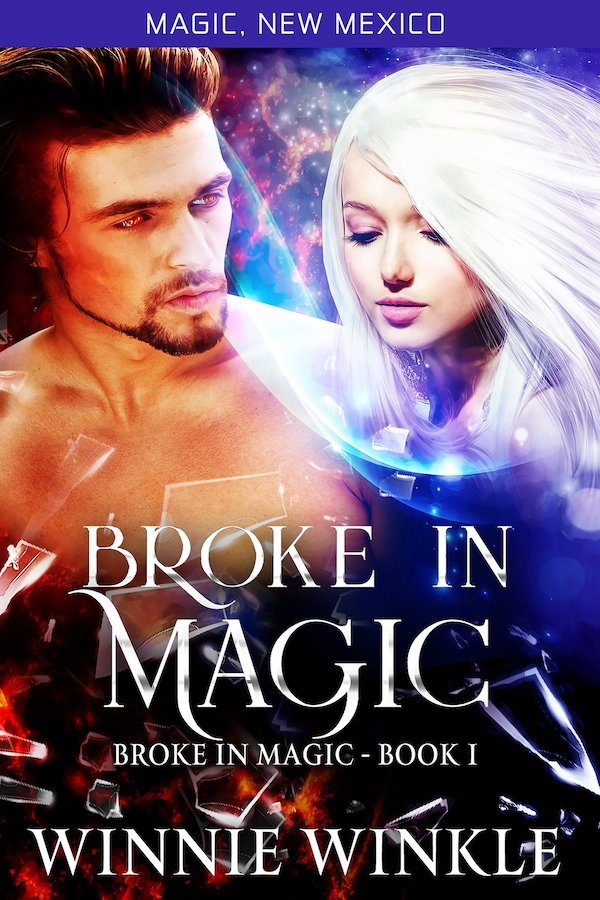 Book Cover: Broke in Magic