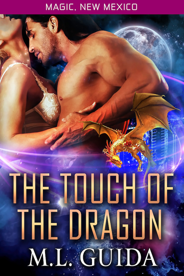 Book Cover: The Touch of the Dragon