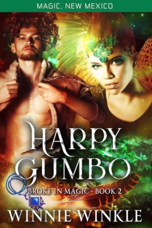 Book Cover: Harpy Gumbo