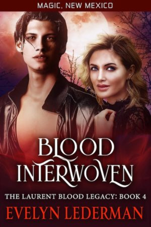 Book Cover: Blood Interwoven