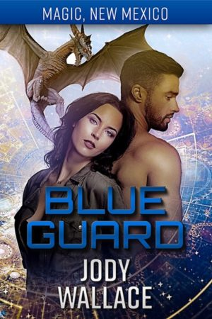 Book Cover: Blue Guard