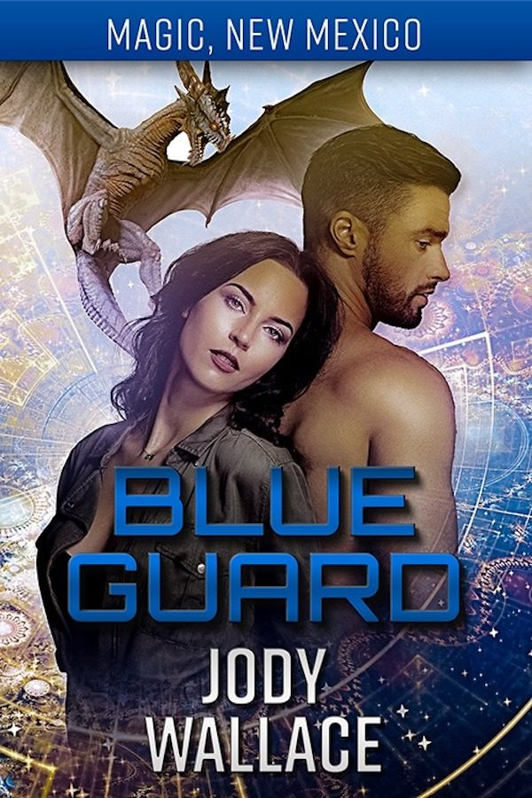 Book Cover: Blue Guard