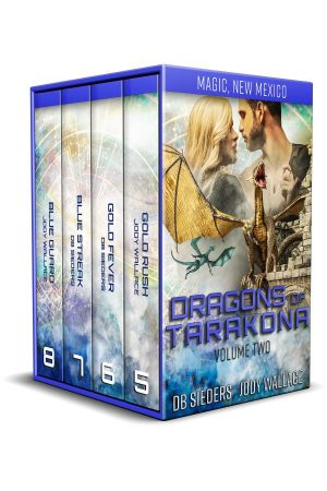 Book Cover: Tarakona Box Set 2