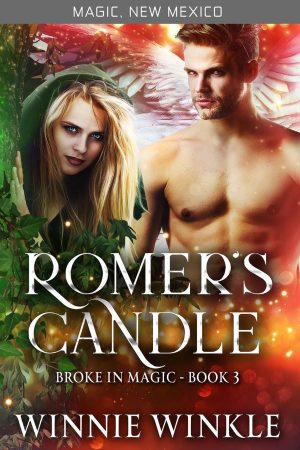 Book Cover: Romer's Candle